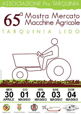 Mostra Mercato Macchine Agricole